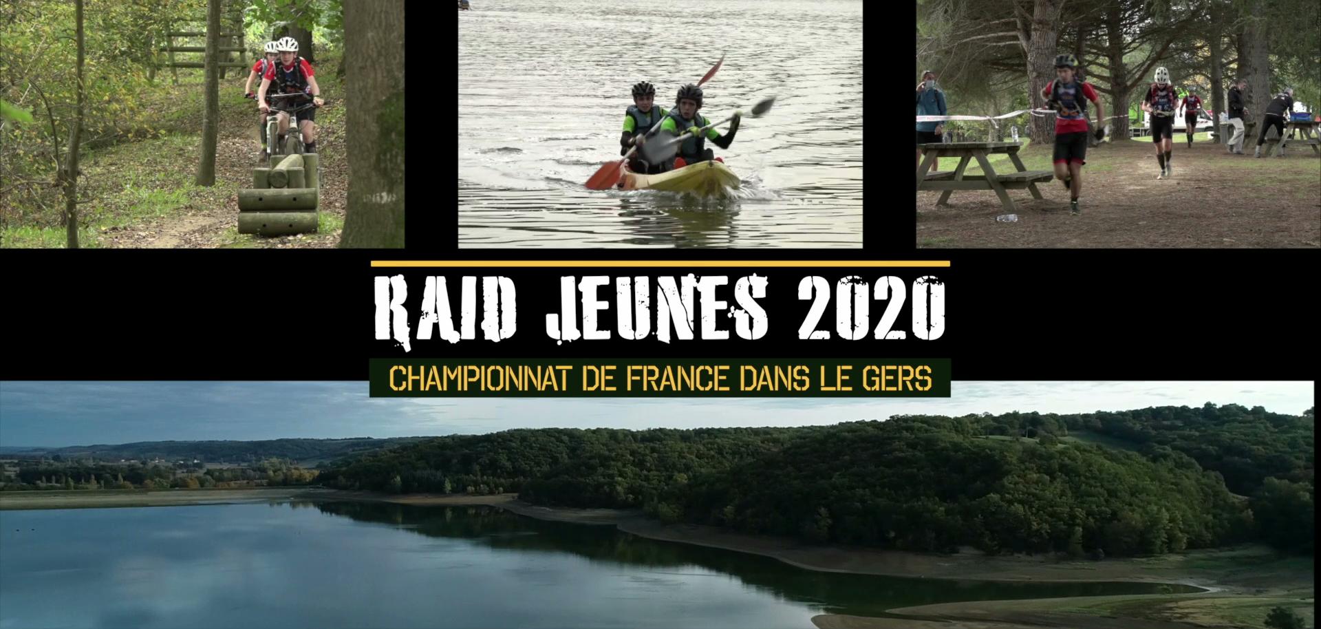 Raid Jeunes 2020